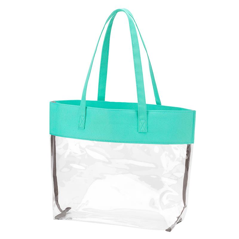 Mint Clear Tote,MTCLEARTOTE