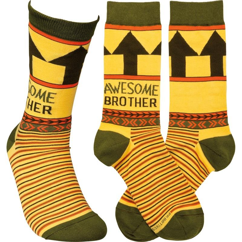 Awesome Brother LOL Socks,105922