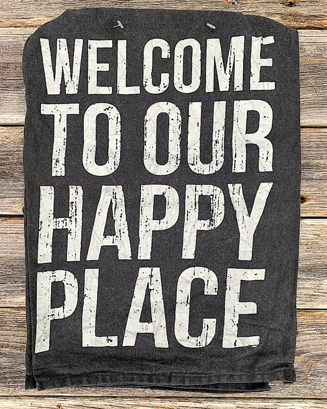 Happy Place Towel,37217