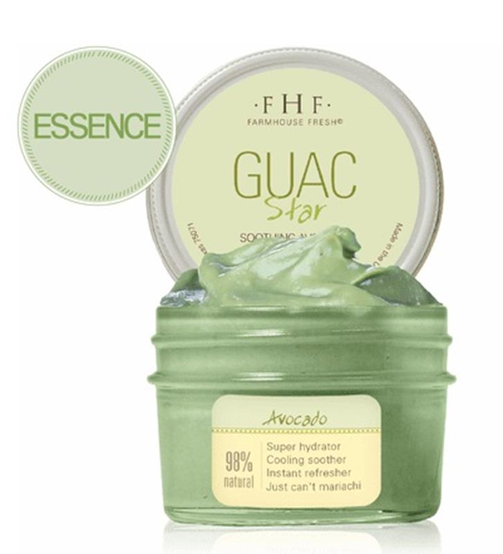 Guac Star Soothing Avocado Hydration Mask,1185RT