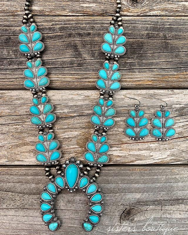 Mika Necklace Set,MIKA-NSET
