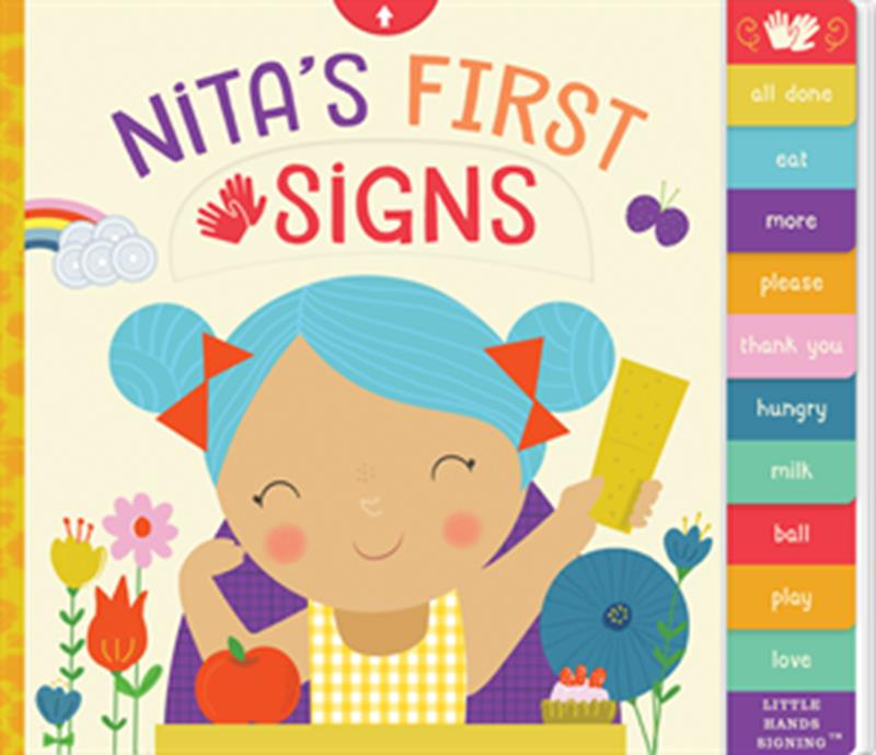 Nita's First Signs Book,51499