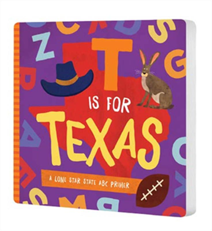 T Is for Texas,82275