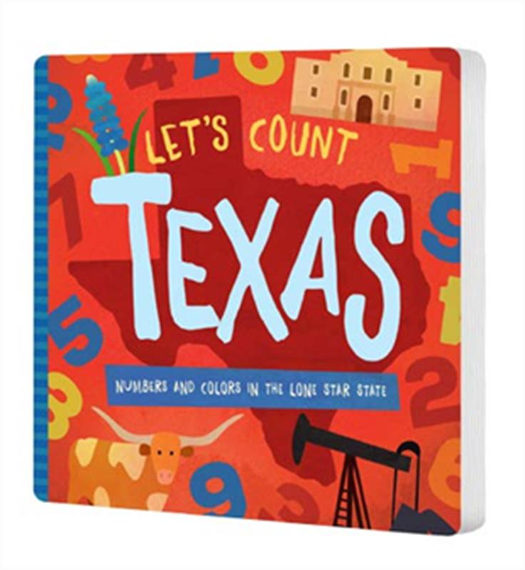 Let's Count Texas,93479