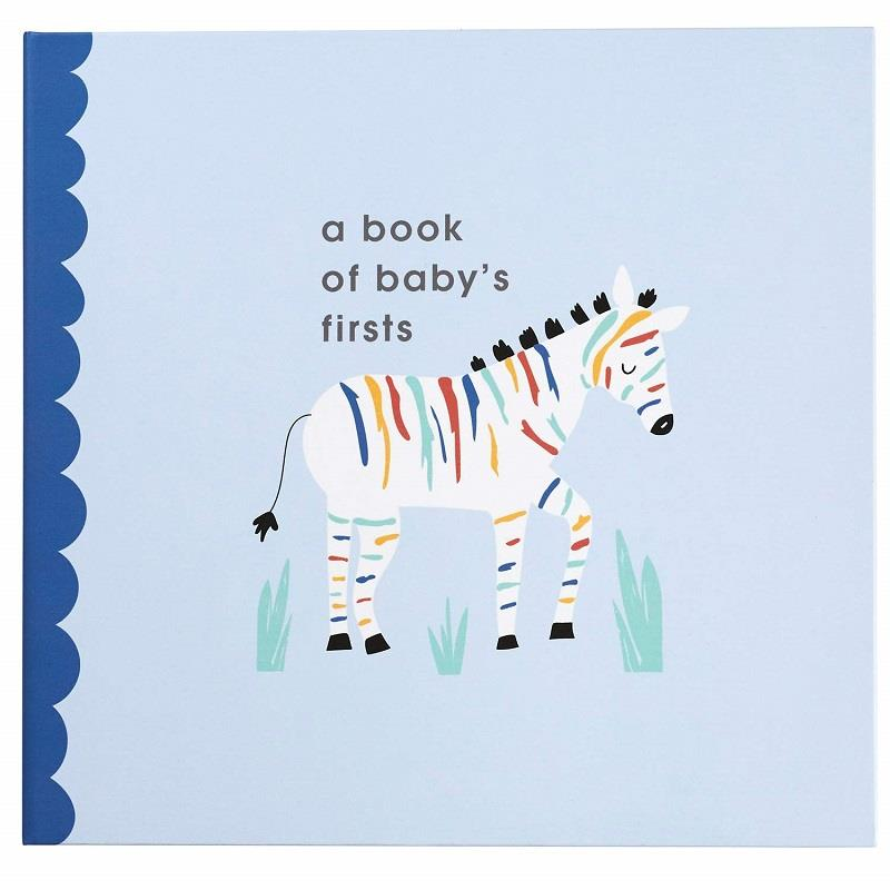 Zebra Baby's Firsts Book,BMMB-21960