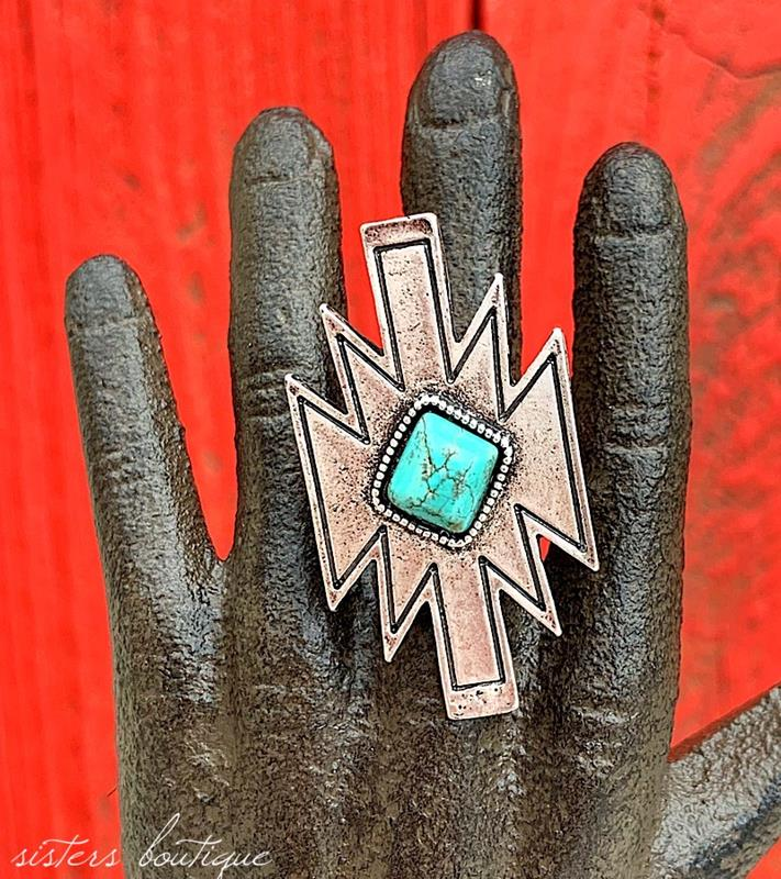 Thea Tribal Ring,THEARING
