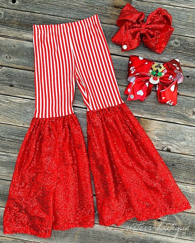 Candy Cane Bells,CANDYCANEBELL-12/18M