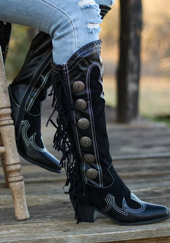 Billy Jean Boots,LB-MBC006-10