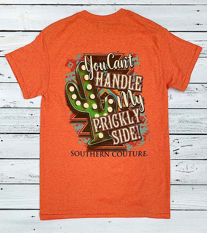 Prickly Side Tee,SC635ST-S