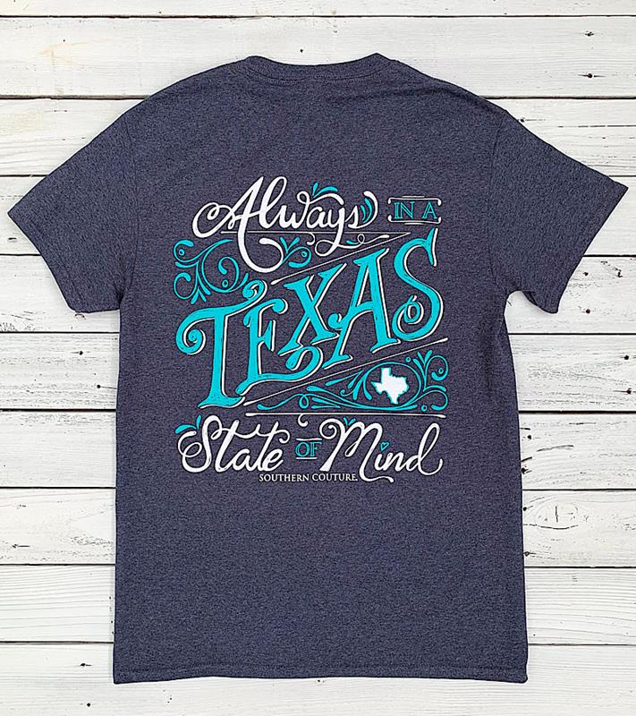 State of Mind Tee,SC672HN-S
