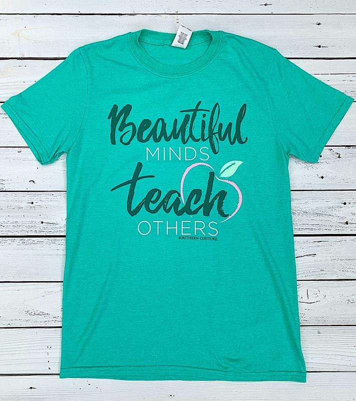 Beautiful Minds Tee,SC642HSF-S