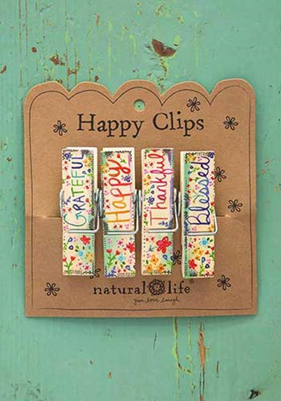 Grateful Chip Clips Set,CHCL094