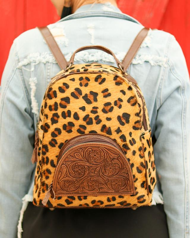 Coleman Tooled Backpack,ABDGS156CH