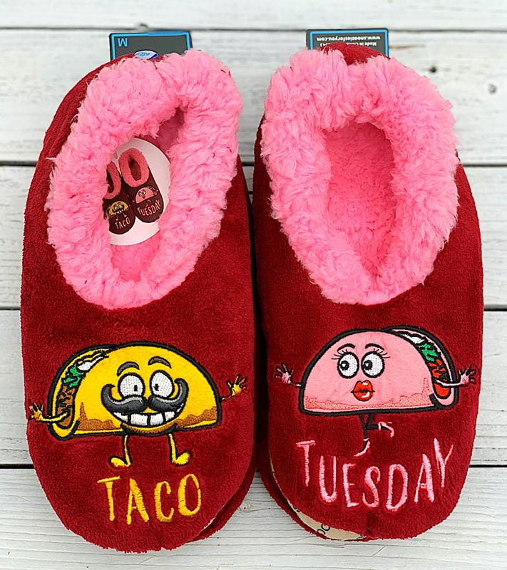 Taco Tuesday Snoozies,TACOTUES-S