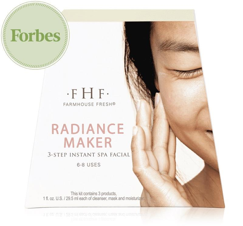 Radiance Maker Spa Facial,12243RT