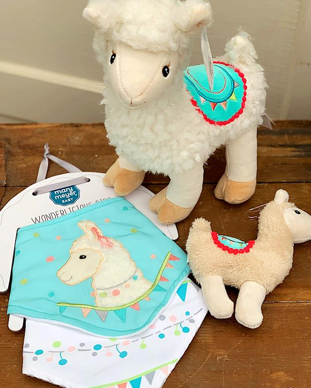 Lily Llama Collection,43066