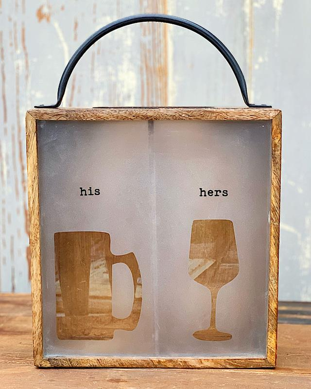 His & Hers Drink Tops Box,48600032
