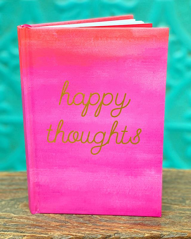 Happy Thoughts Journal,MJ11-22253