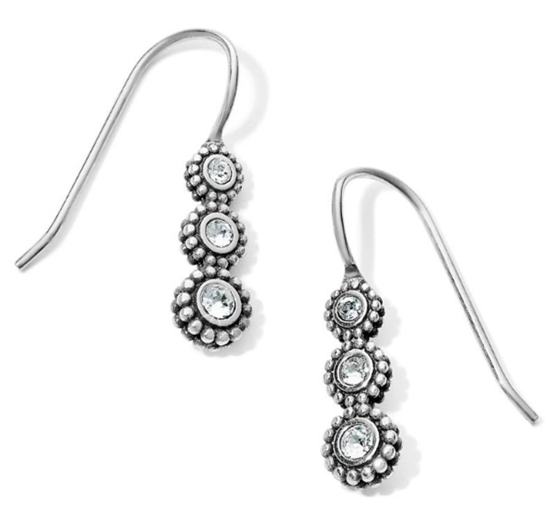 Twinkle Splendor French Wire Earrings,JA6351