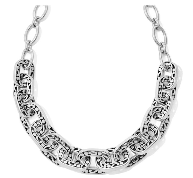 Contempo Linx Necklace,JM0960