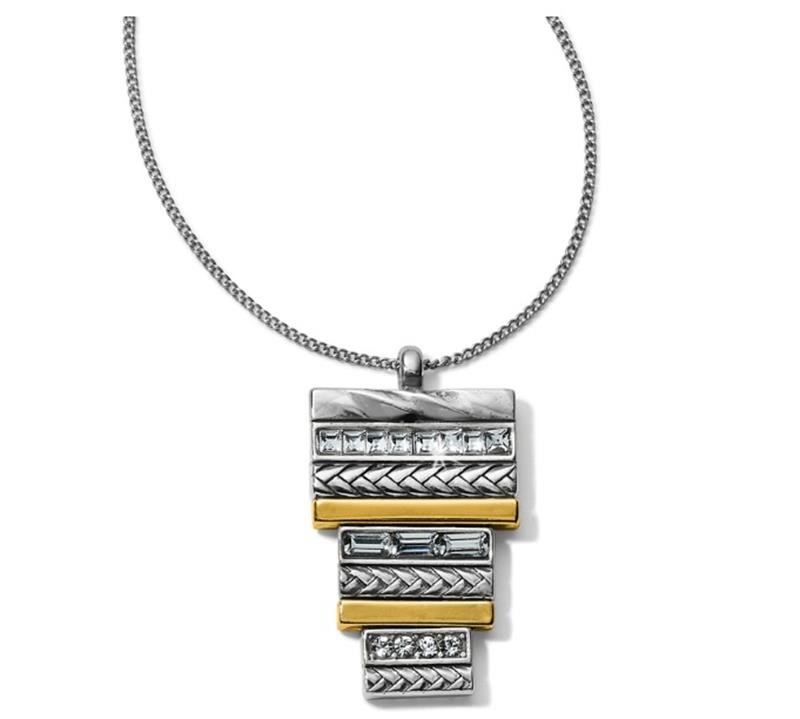 Tapestry Cascade Necklace,JM1483