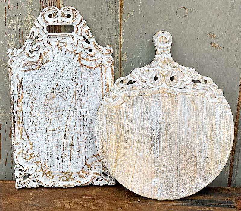Carved Wood Board,47500034C