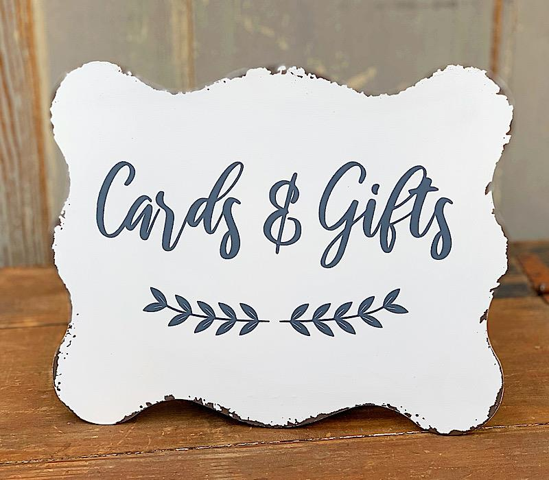 Cards & Gifts Sign,AMR056
