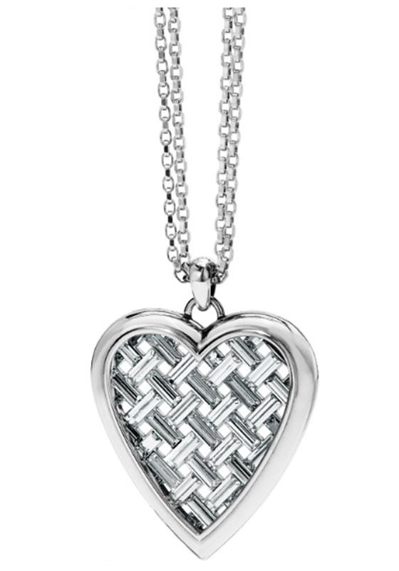Love Cage Heart Convertible Necklace,JM2501