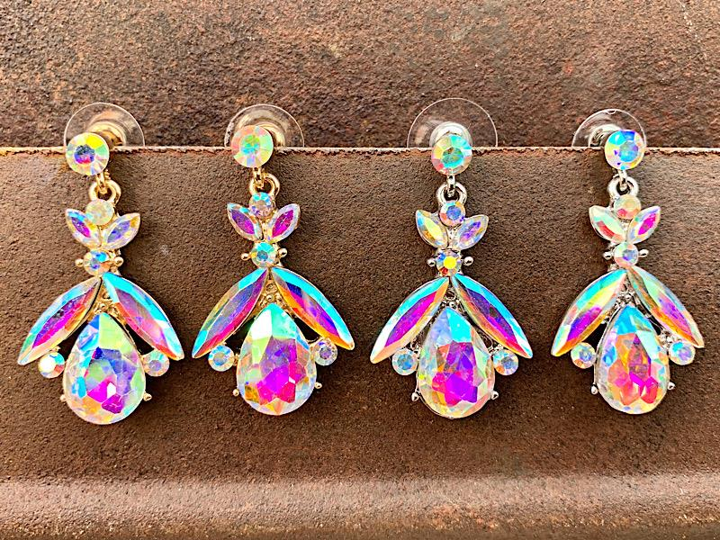 Blair Earrings,BLAIRER-SIL/AB