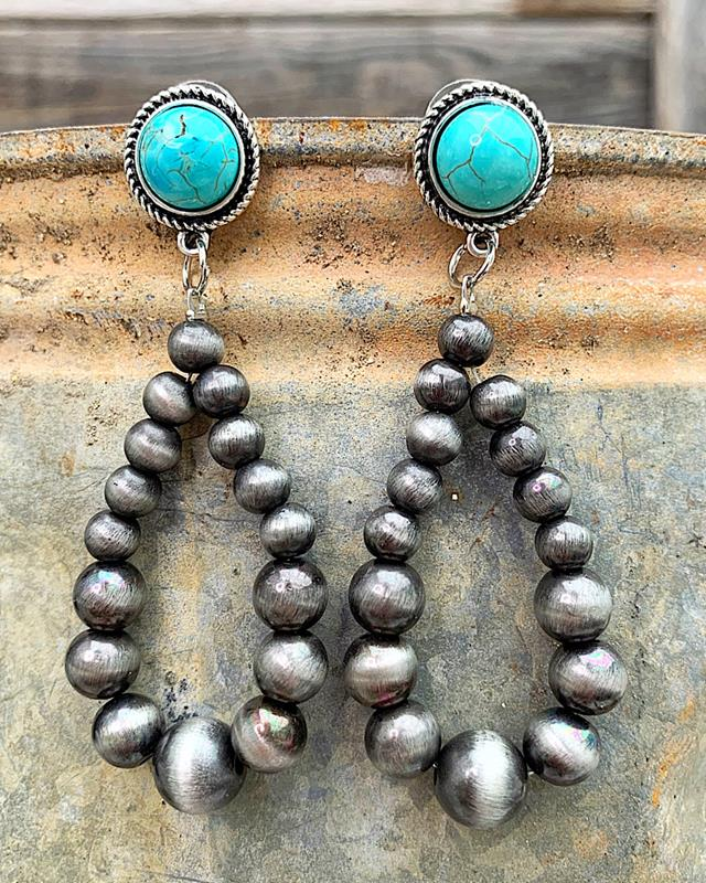 Nora Teardrop Earrings,NORATDRP