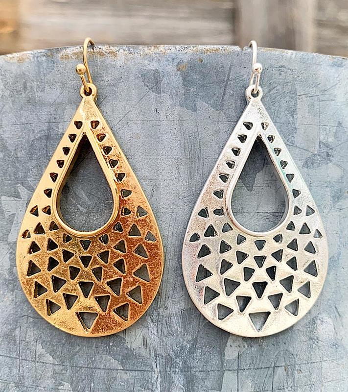 Naomi Earrings,NIKKIER-GOLD