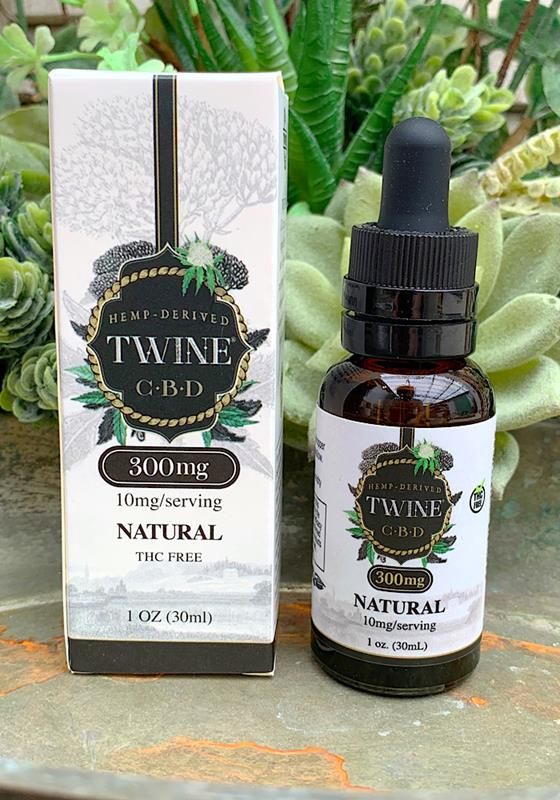 30mL Natural Unscented CBD Oil 10mg/Serving,30-NAT-10