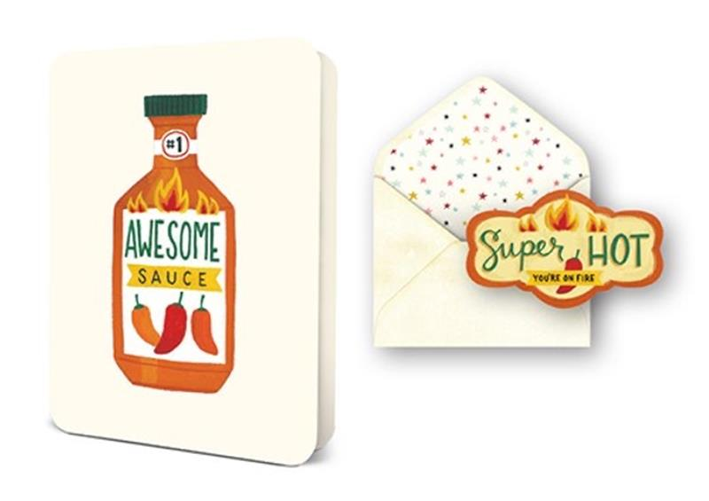 Awesome Sauce Card,86717