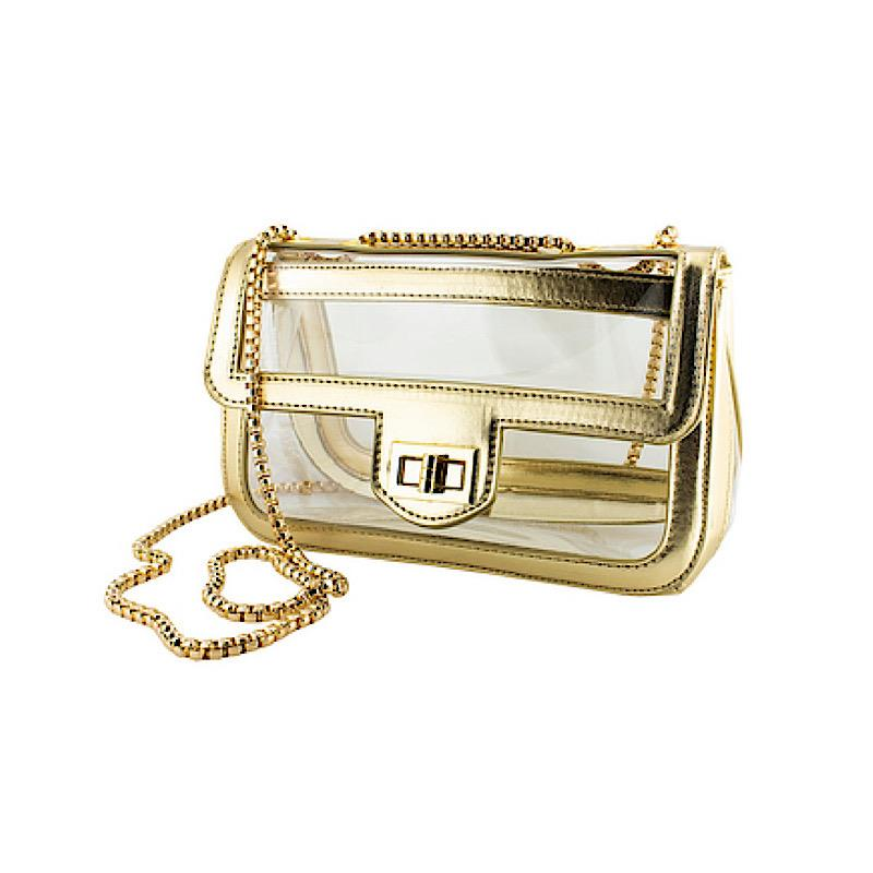 Charlotte Gold Crossbody,CD-CRB-CON-GOLD