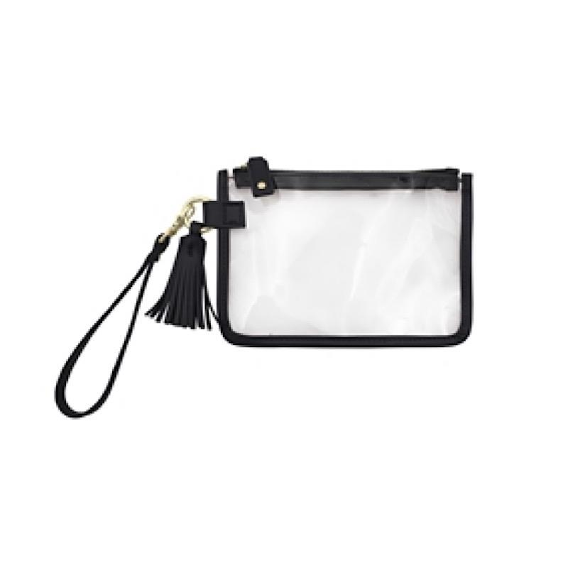 Waverly Black Wristlet,CD-WRST-BLACK