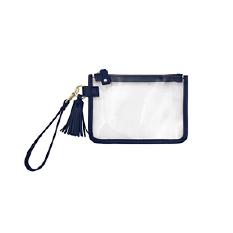 Waverly Navy Wristlet,CD-WRST-282/NAVY
