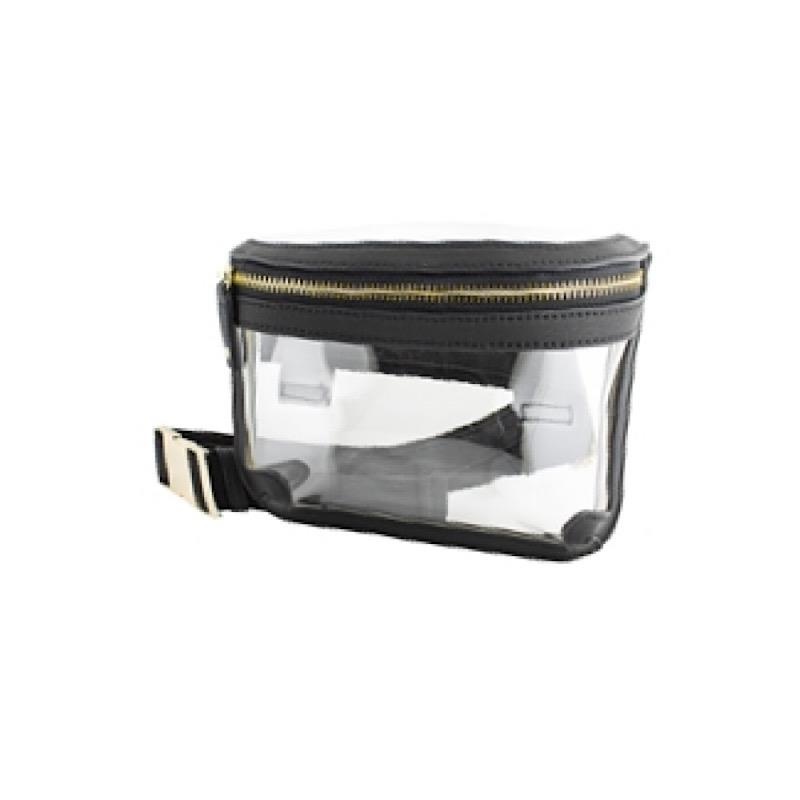 Betsey Black Belt Bag,CD-BLT-BLACK