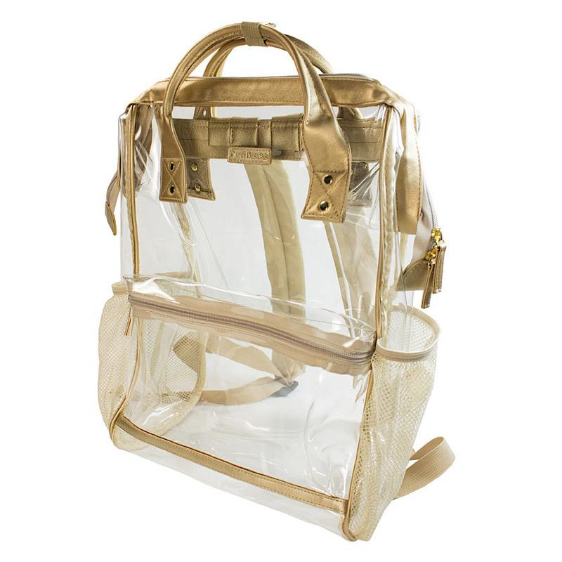 Catalina Gold Backpack,CD-BAK-GOLD