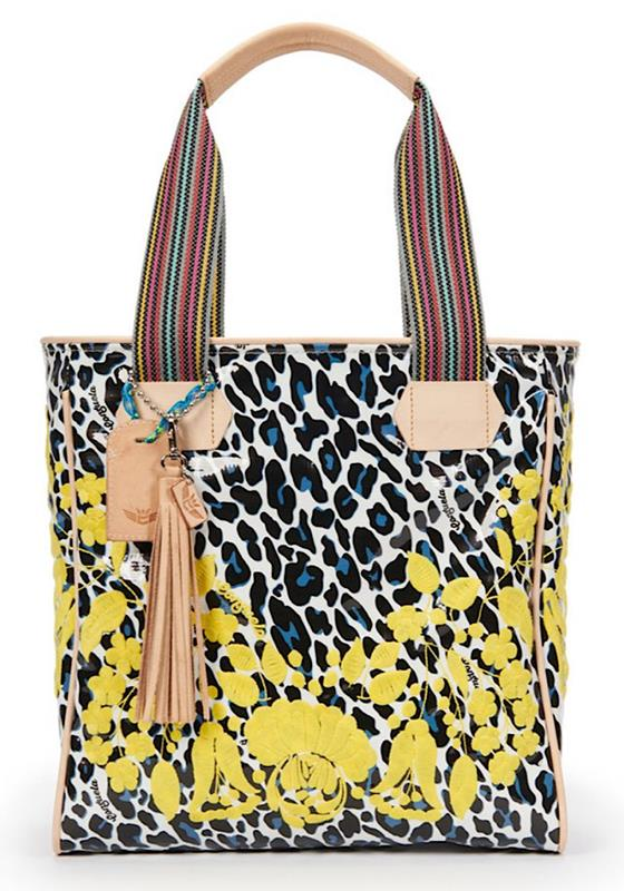 Gaby Classic Tote,6093