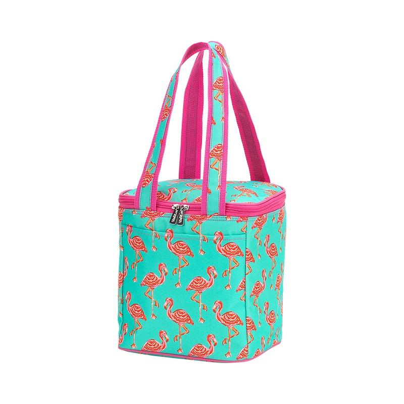 Tickled Pink Cooler Tote,M620VL-TICKLE