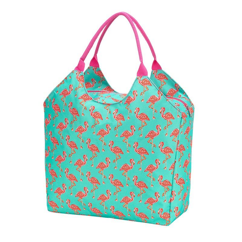 Tickled Pink Beach Bag,M163VL-TICKLE