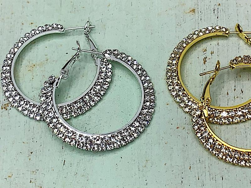 Eve Large Hoops,EVELGHP-GOLD