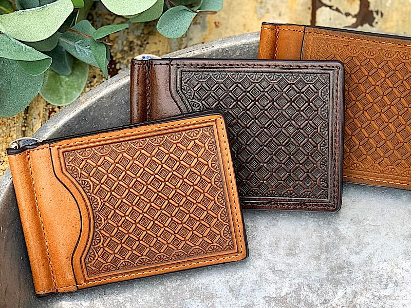 Boone Money Clip Wallets,N5412744