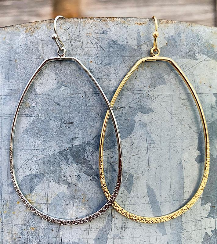 Haylee Earrings,HAYLEE-ER-GOLD