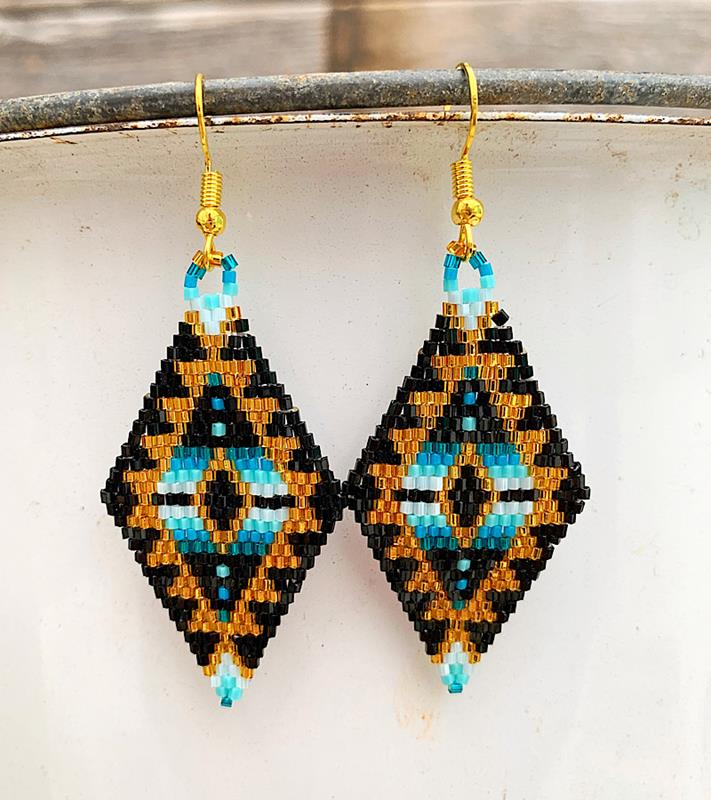 Aztec Dreams Earrings,AZTEC DREAMS EARRING