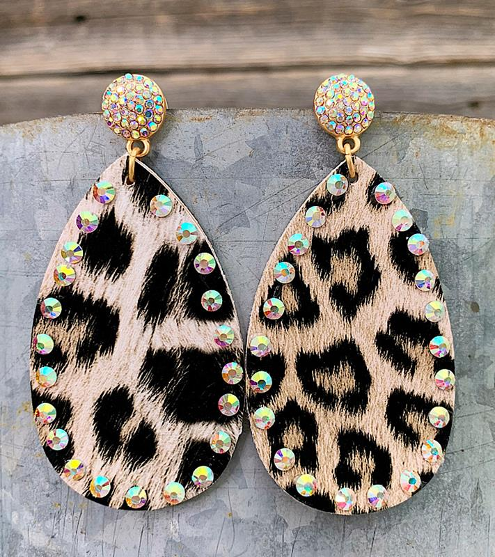 Davina Teardrop Earrings,DAVINATDRP