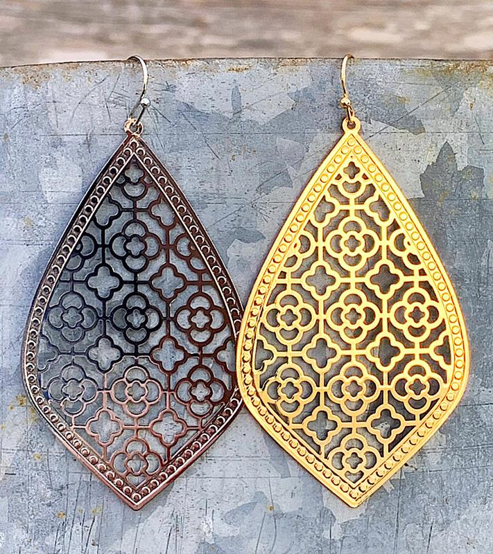Jacque Earrings,JACQUE-ER-GOLD
