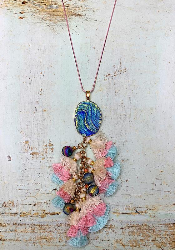 Under The Sea Necklace,UNDERTHESEANK