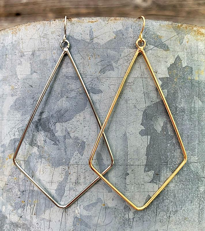 Trixie Earrings,TRIXIE-ER-GOLD