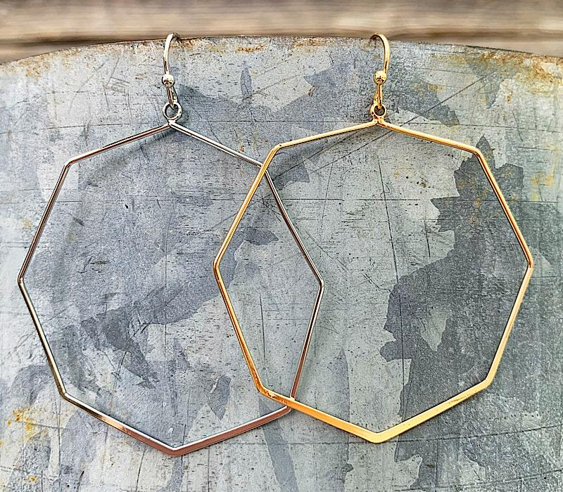 Octavia Drop Earrings,OCTAVIADRP-GOLD